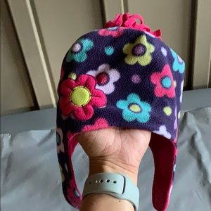 Jumping Beans Girls Hat size 2T-4T